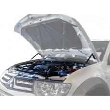 Амортизаторы капота Mitsubishi L200 2006-2015 / Pajero Sport 2008-2016