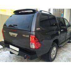 SJS кунг Toyota Hilux REVO 2015 (тёмно серый 1G3)