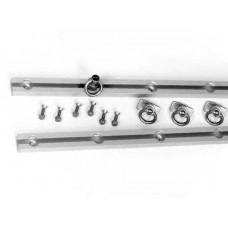 Система крепежа груза Slide-N-Lock (Серебристая) 1730мм