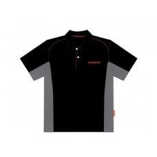 Рубашка-поло фирменная COMEUP, Размер - XL,  материал - синтетика (сетка)