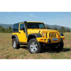 Шноркель Jeep Wrangler JK c 10/06, мотор CRDI4 2.8Litre-I4 дизель, праворульный, правая сторона