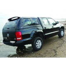 SJS кунг VW Amarok сдвижные окна (2T2T) черный