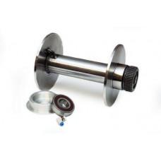 Барабан с механизмом свободной размотки и пневматическим управлением для WARN 8274-50 (Длина барабана 296 мм)