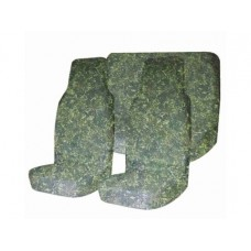 Комплект грязезащитных чехлов на передние и заднее сиденья (цифра)
