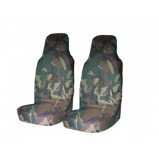 Комплект грязезащитных чехлов на передние сиденья (нато)