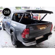 TOPUP крышка кузова Standart Toyota Hilux REVO 2015+ цв. черный (218)