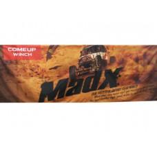 Баннер MadX Logo Poster. Размер: 90х240 см