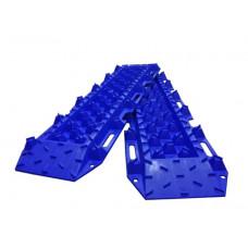 Сенд-трак пластиковый 1,2м (2шт.) Синий