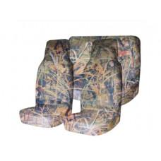 Комплект грязезащитных чехлов на передние и заднее сиденья (тростник)