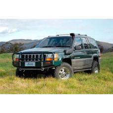 Шноркель Jeep Grand Cherokee ZJ   1/93-12/98, мотор MagnumV8 и AMCI6 (93-95), бензин, левая сторона