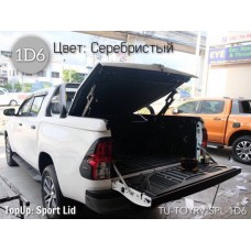 TOPUP крышка кузова Sport Lid Toyota Hilux REVO 2015+ цв.серебристый (1D6)