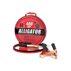 ALLIGATOR провода для прикуривания, 400A 2.5м Морозостойкие